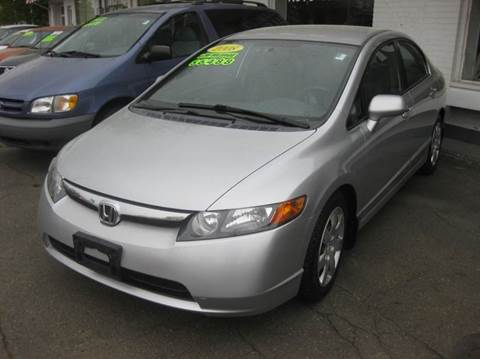 2008 Honda Civic for sale in Enfield, CT