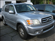 2001 Toyota Sequoia for sale in ENFIELD CT