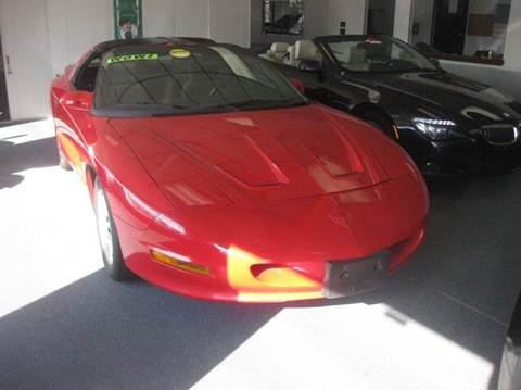 1996 Pontiac Firebird for sale in Enfield, CT