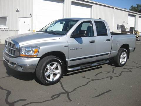 2006 Dodge Ram Pickup 1500 for sale in Enfield, CT