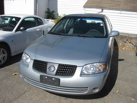 2006 Nissan Sentra for sale in Enfield, CT
