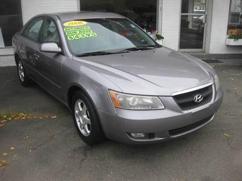 2006 Hyundai Sonata for sale in Enfield, CT