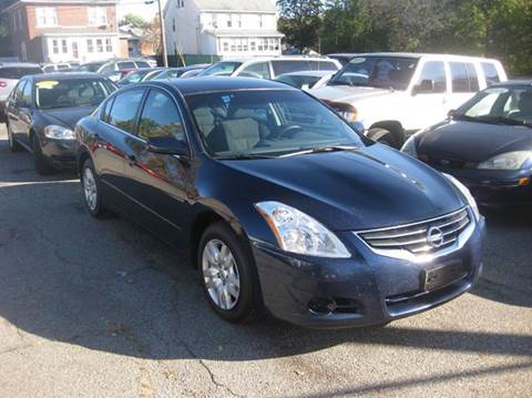 2012 Nissan Altima for sale in Enfield, CT