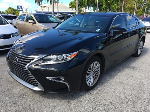2016 Lexus ES 350 for sale in Doral, FL