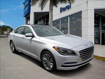 2017 Genesis G80 for sale in Doral, FL