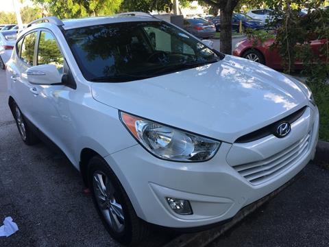 2013 Hyundai Tucson for sale in Doral, FL