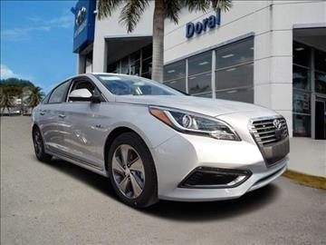 2016 hyundai sonata hybrid for sale florida. Black Bedroom Furniture Sets. Home Design Ideas