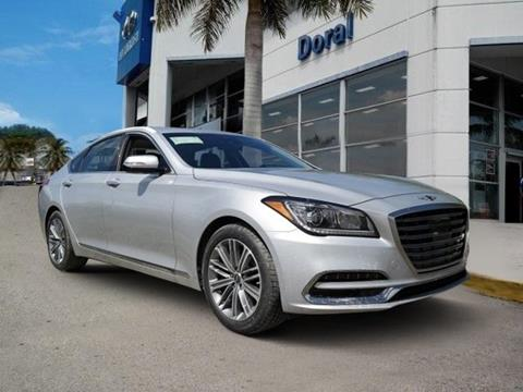 2018 Genesis G80 for sale in Doral, FL