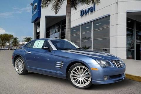 Chrysler Crossfire Srt 6 For Sale In El Cajon Ca Carsforsale