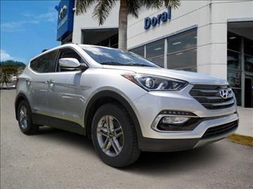2018 Hyundai Santa Fe Sport for sale in Doral, FL