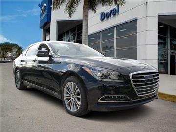 2017 Genesis G80 for sale in Doral, FL