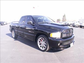 2005 Dodge Ram Pickup 1500 SRT-10 for sale in Spokane Valley, WA