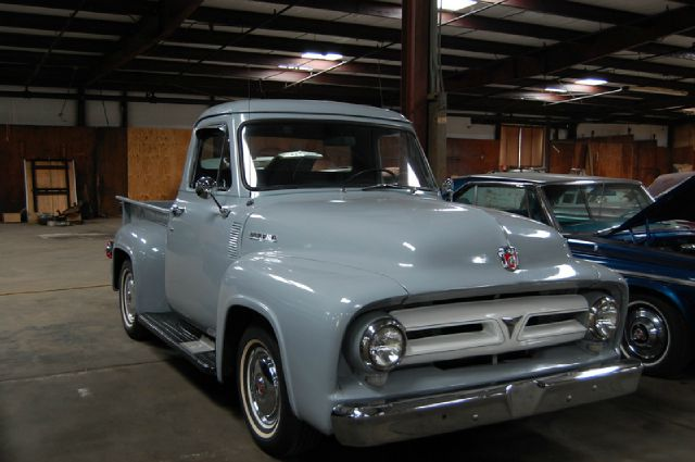 1953 Ford F100 Short Bed Flare Side Pick Up