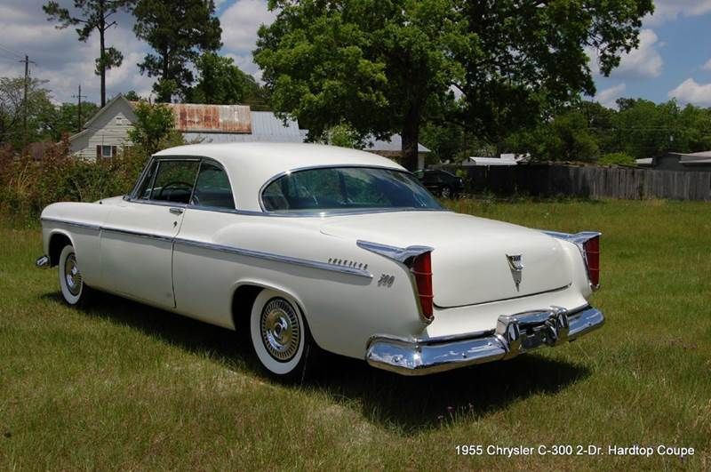 1955 Chrysler 300  - Saint Simons Island GA