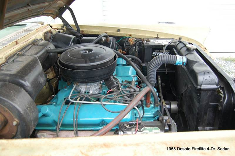 1958 Desoto Fireflite  - Saint Simons Island GA