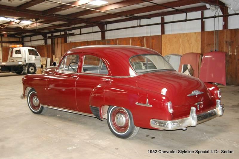1952 Chevrolet Styleline Special  - Saint Simons Island GA