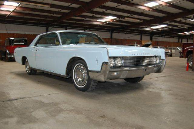 1966 Lincoln Continental Coupe