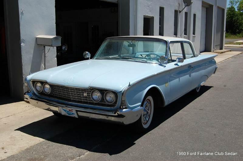 1960 Ford Fairlane Convertible