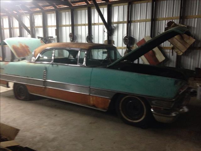1956 Packard 400 Hardtop Barn Find