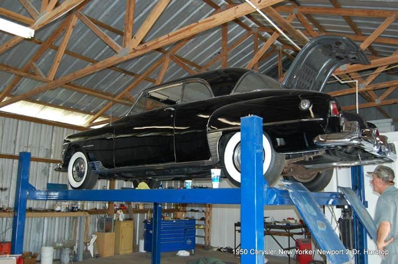 1950 Chrysler New Yorker  - Saint Simons Island GA