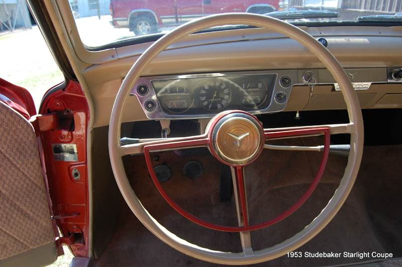 1953 Studebaker Starliner Hardtop Coupe  - Saint Simons Island GA
