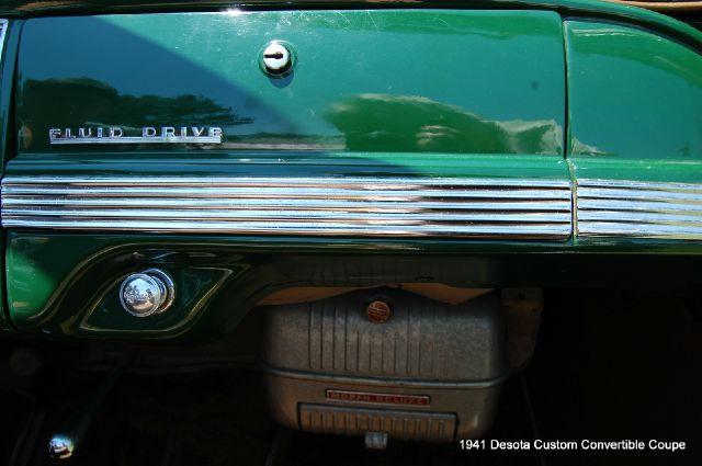 1941 Desoto Custom Convertible Coupe  - Saint Simons Island GA