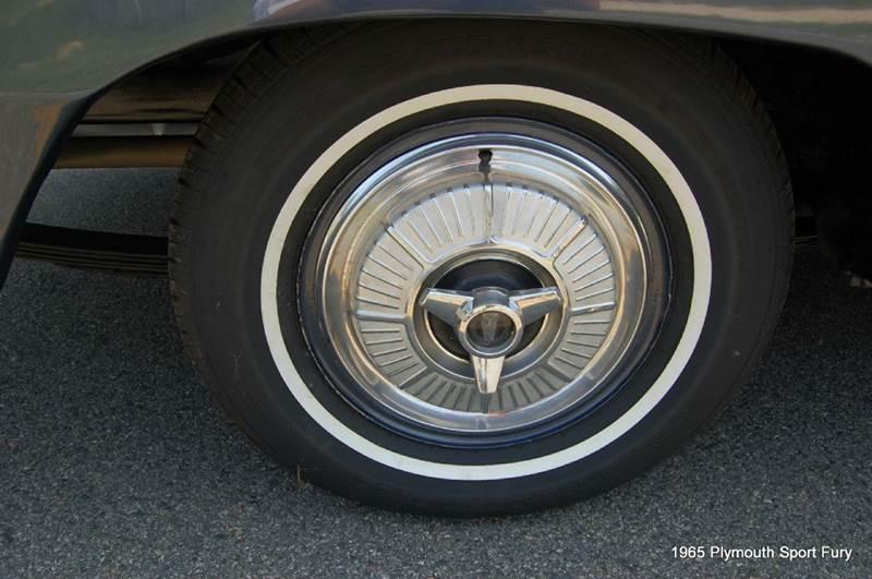 1965 Plymouth Fury Sport - Saint Simons Island GA