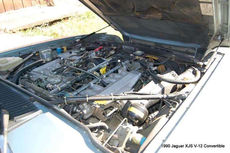 1990 Jaguar XJS  - Saint Simons Island GA
