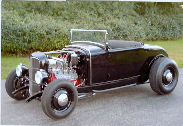 1930 Ford Model A High Boy Roadster