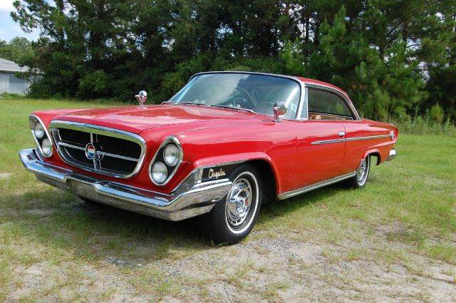 1962 Chrysler 300 H 2-Dr. Hardtop for sale in SAINT SIMONS ISLAND GA