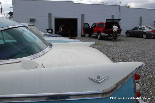 1956 Desoto Fireflite  - Saint Simons Island GA