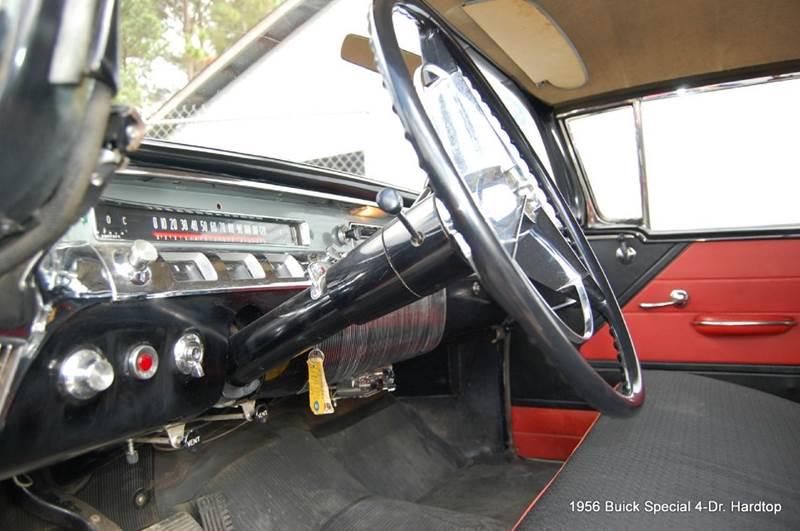 1956 Buick Special 4-Dr. Hardtop  - Saint Simons Island GA