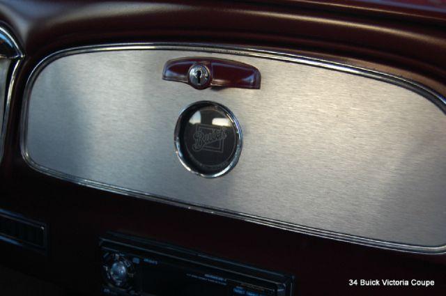 1934 Buick Series 50 Victoria Coupe  - Saint Simons Island GA