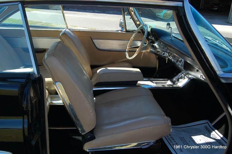 1961 Chrysler 300G  - Saint Simons Island GA