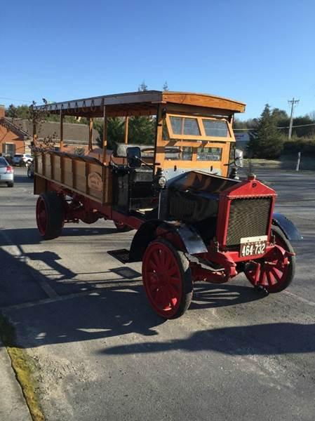 1918 Selden Canopy Express Truck  - Saint Simons Island GA
