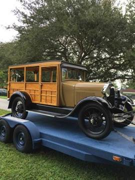 1929 Ford Model A Depot Hack for sale in Saint Simons Island, GA