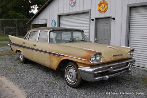 1958 Desoto Fireflite for sale in Saint Simons Island, GA