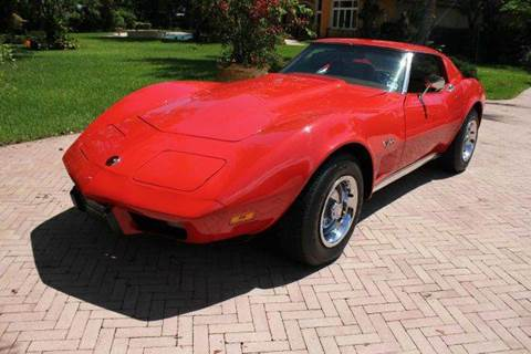 1975 Chevrolet Corvette for sale in Saint Simons Island, GA