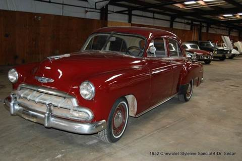 1952 Chevrolet Styleline Special for sale in Saint Simons Island, GA