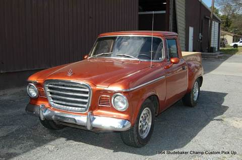 1964 Studebaker Champion