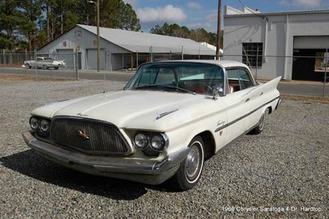 1960 Chrysler Saratoga 4-Dr. Hardtop for sale in Saint Simons Island, GA