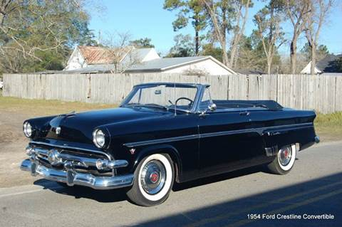 1954 Ford Crestline for sale in Saint Simons Island, GA