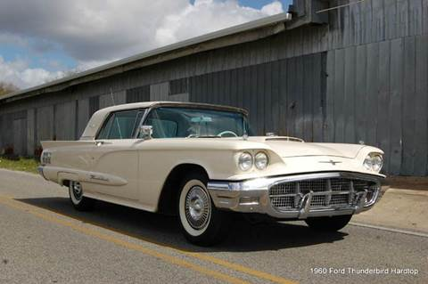 1960 Ford Thunderbird for sale in Saint Simons Island, GA