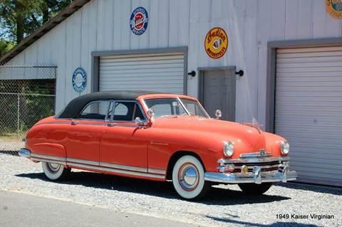 1949 Kaiser Virginian 4-Dr. Hardtop
