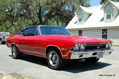 1968 Chevrolet Chevelle For Sale Lexington SC  Carsforsalecom