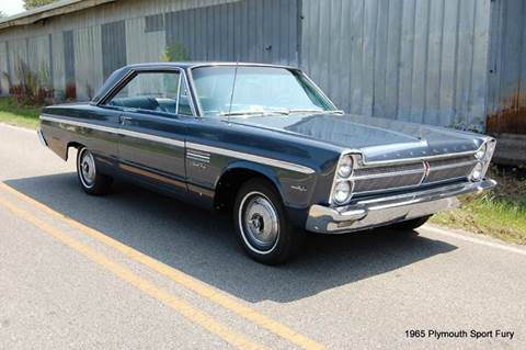 1965 Plymouth Fury for sale in Saint Simons Island, GA