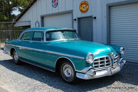 1955 Chrysler Imperial for sale in Saint Simons Island, GA