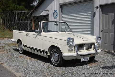 1962 Triumph Herald for sale in Saint Simons Island, GA