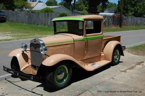 1931 Ford Model A for sale in Saint Simons Island, GA
