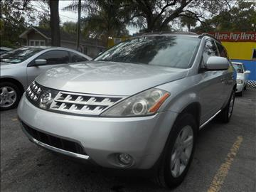 2006 Nissan Murano for sale in Tampa, FL